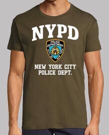 Camiseta NYPD mod.04