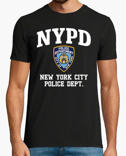 Camiseta NYPD mod.05