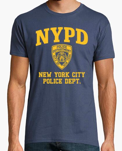 Camiseta NYPD mod.07