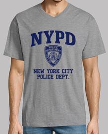 Camiseta NYPD mod.09
