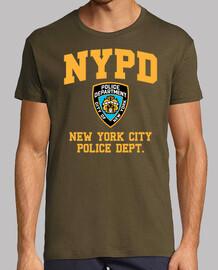 Camiseta NYPD mod.10