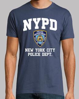 camiseta nypd mod.14