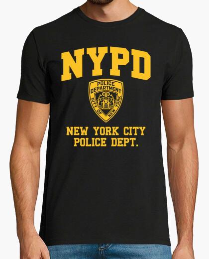 Camiseta NYPD mod.16
