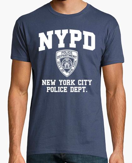 Camiseta NYPD mod.17