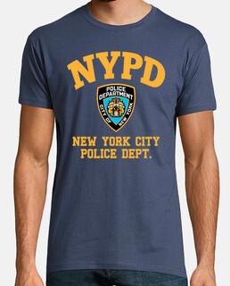 Camiseta NYPD mod.19