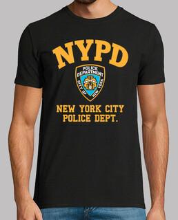 camiseta nypd mod.20