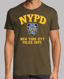 Camiseta NYPD mod.21