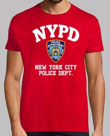 Camiseta NYPD mod.23