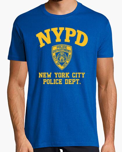 Camiseta NYPD mod.25