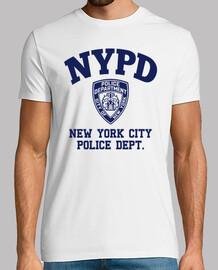 Camiseta NYPD mod.27