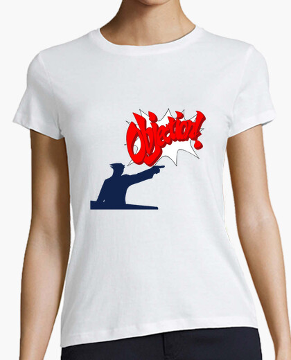 Camiseta Objection!