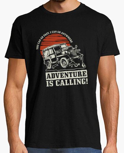 Camiseta Offroad Adventure
