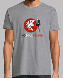 Camiseta oficial 2 NoSoloDelphi