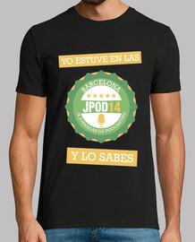 Camiseta oficial chico
