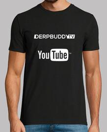 Camiseta Oficial de DerpBuddyTV