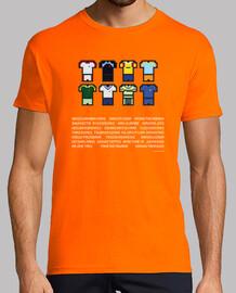 Camiseta Oliver y Benji