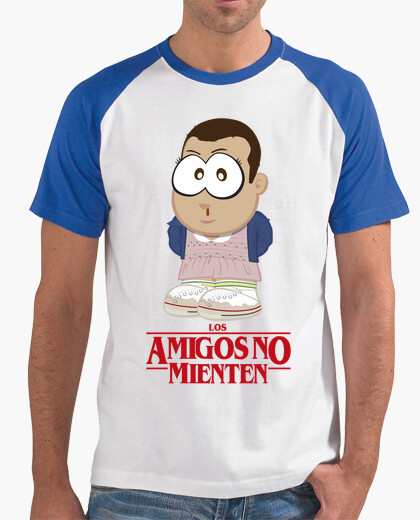 Camiseta Once de Stranger Things - chico
