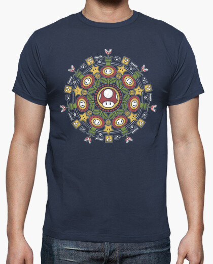 Camiseta One Up Mandala V2
