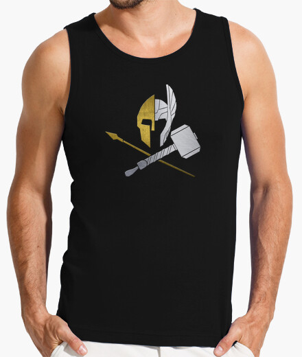 Camiseta Operación Thor: Spartan Race (chico)