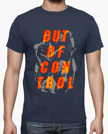 Camiseta Out Of Control