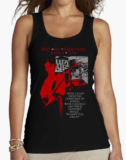 Camiseta Out Of Control 1979