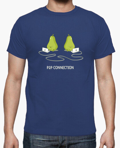 Camiseta P2P Connection