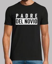 Camiseta padre del novio, despedida de soltero