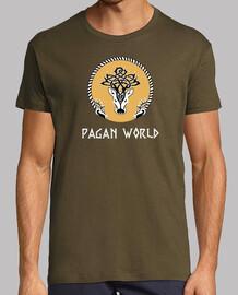 Camiseta Pagan world