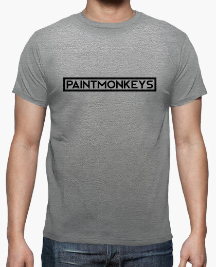 Camiseta PAINTMONKEYS HORIZONTAL