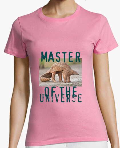 Camiseta Pangolin, master of the universe