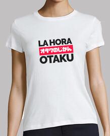 Camiseta para chica de La Hora Otaku