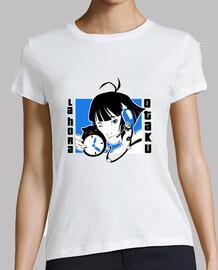 Camiseta para chica de La Hora Otaku (Logo Antiguo)