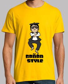 Camiseta para chico de Gañan style