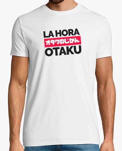 Camiseta para chico de La Hora Otaku