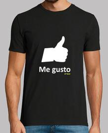 Camiseta para chicos Me gusto