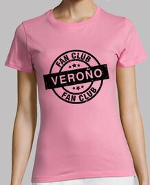 Camiseta para fans del veroño