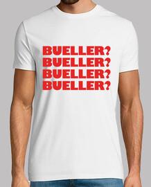 camiseta para hombre bueller