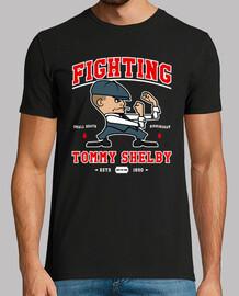 camiseta para hombre de lucha shelby