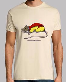 camiseta para hombre mousinesis