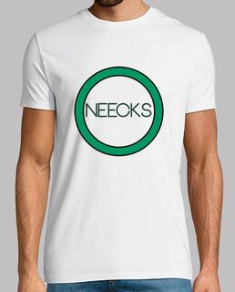 camiseta para hombre neeck original