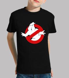 Camiseta para niño o niña Ghostbusters