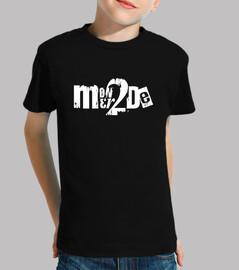 camiseta para niños - world 2 shit
