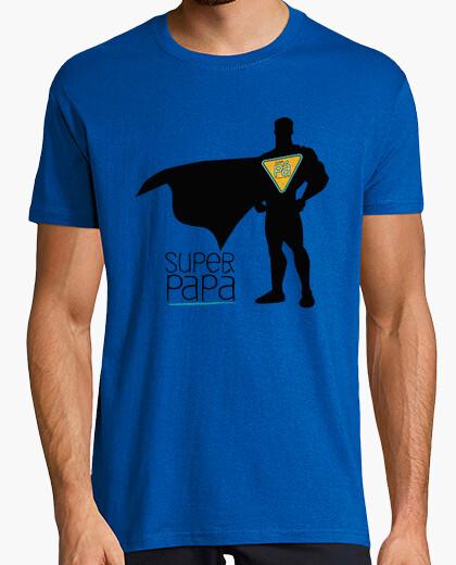 Camiseta para padres de Super papá