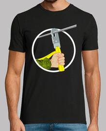 Camiseta Paracaidista Mosquetón mod.1