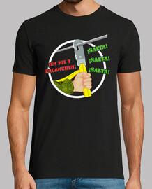 Camiseta Paracaidista Mosquetón mod.2