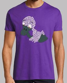Camiseta Patito Feo
