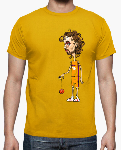 Camiseta Pau Gasol