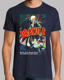 Camiseta Película Drácula de 1931