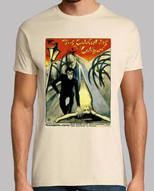 Camiseta Película El Gabinete del Doctor Caligari