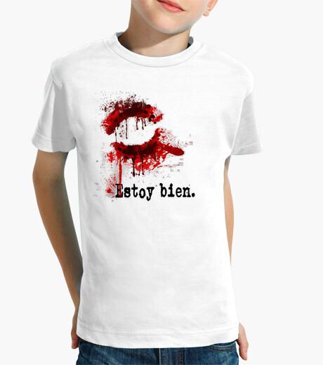 Ropa infantil Camiseta peque mordisco